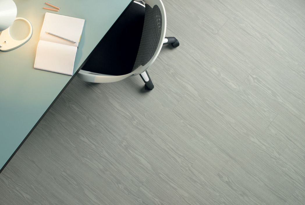 Amtico Access Frosted Oak  commercial luxury vinyl tiles wood flooring design web