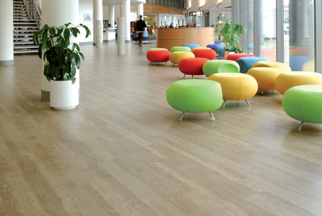Amtico Access Bleached Elm  commercial luxury vinyl tiles wood flooring design web