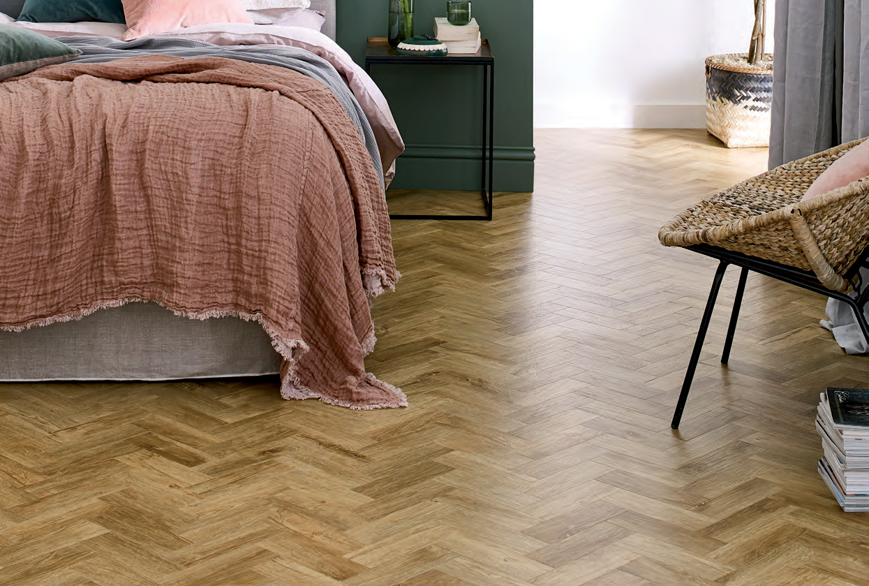 Amtico Form Rural Oak  commercial luxury vinyl tiles wood flooring design web