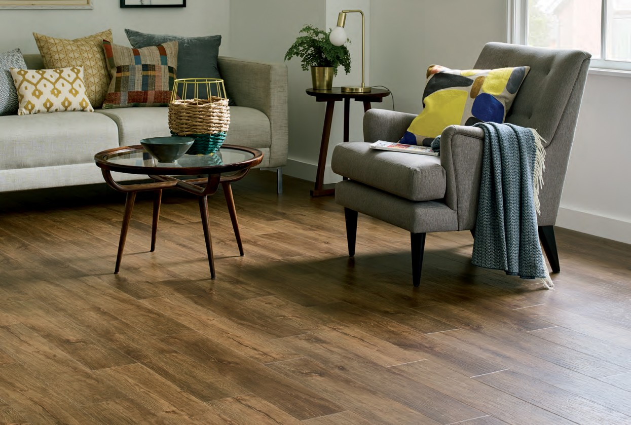 Amtico Form Bureau Oak commercial luxury vinyl tiles wood flooring design web