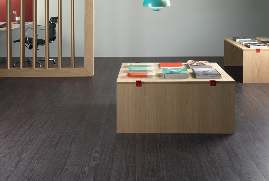 Amtico Access  Shadow Oak  commercial luxury vinyl tiles wood flooring design web