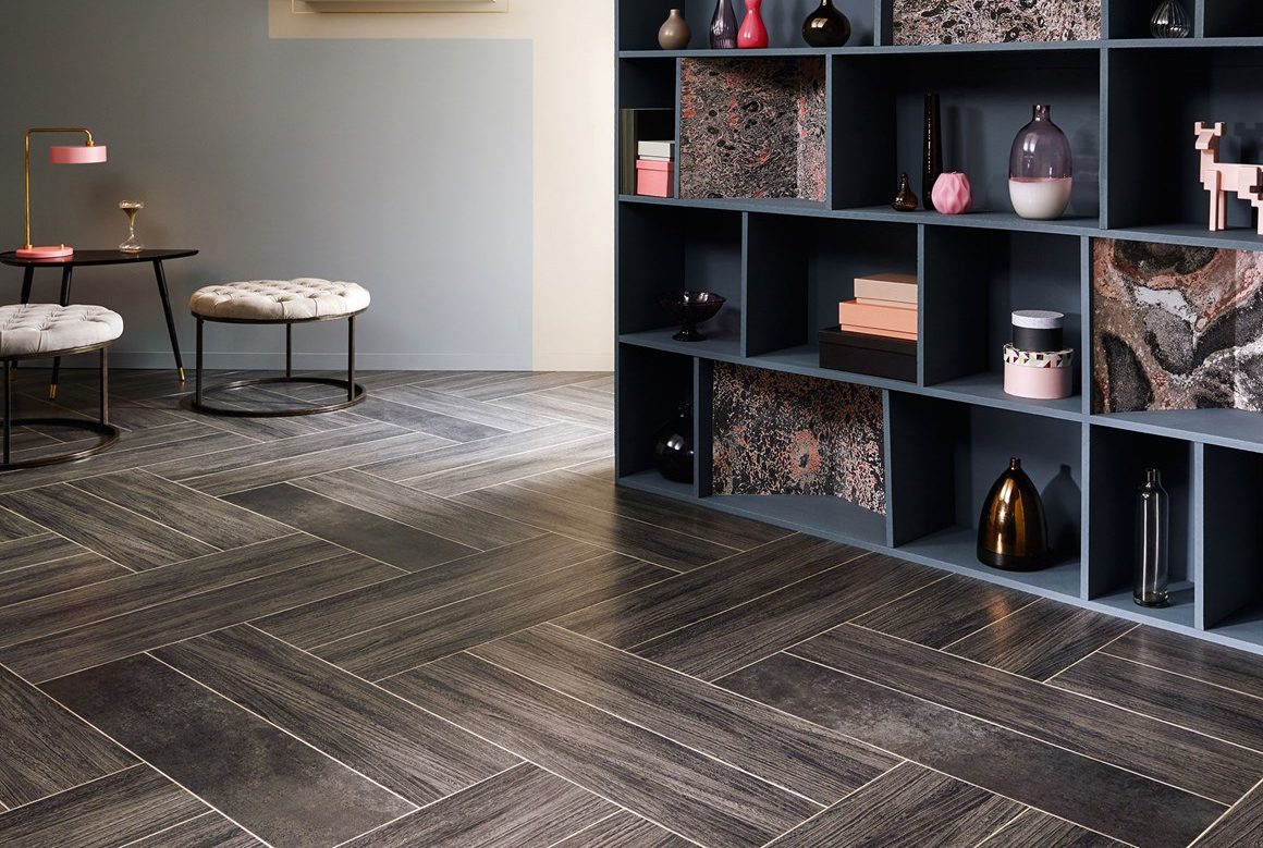 Amtico Signature Quill Gesso Kura Opium residential and commercical lvt wood flooring design