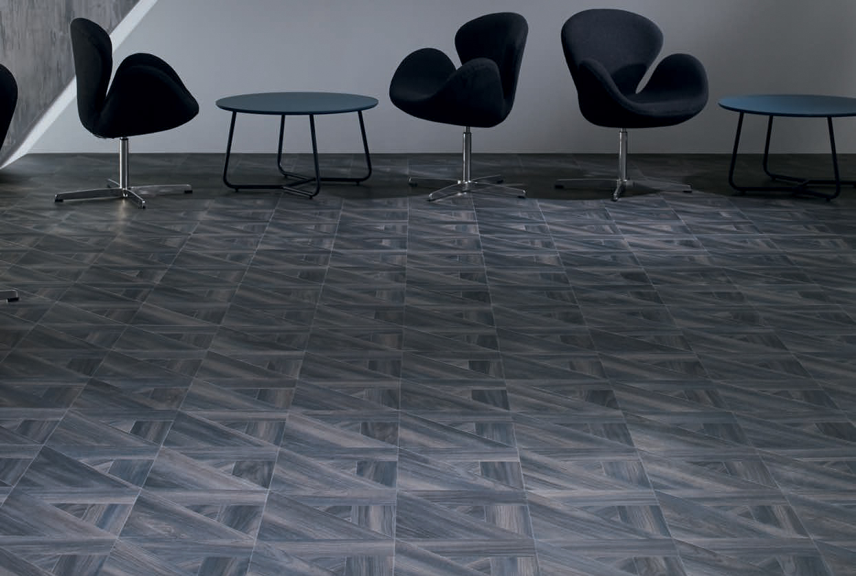 Laying patterns designers choice Cubist commercial and residential luxury vinyl tiles flooring design inspiration web