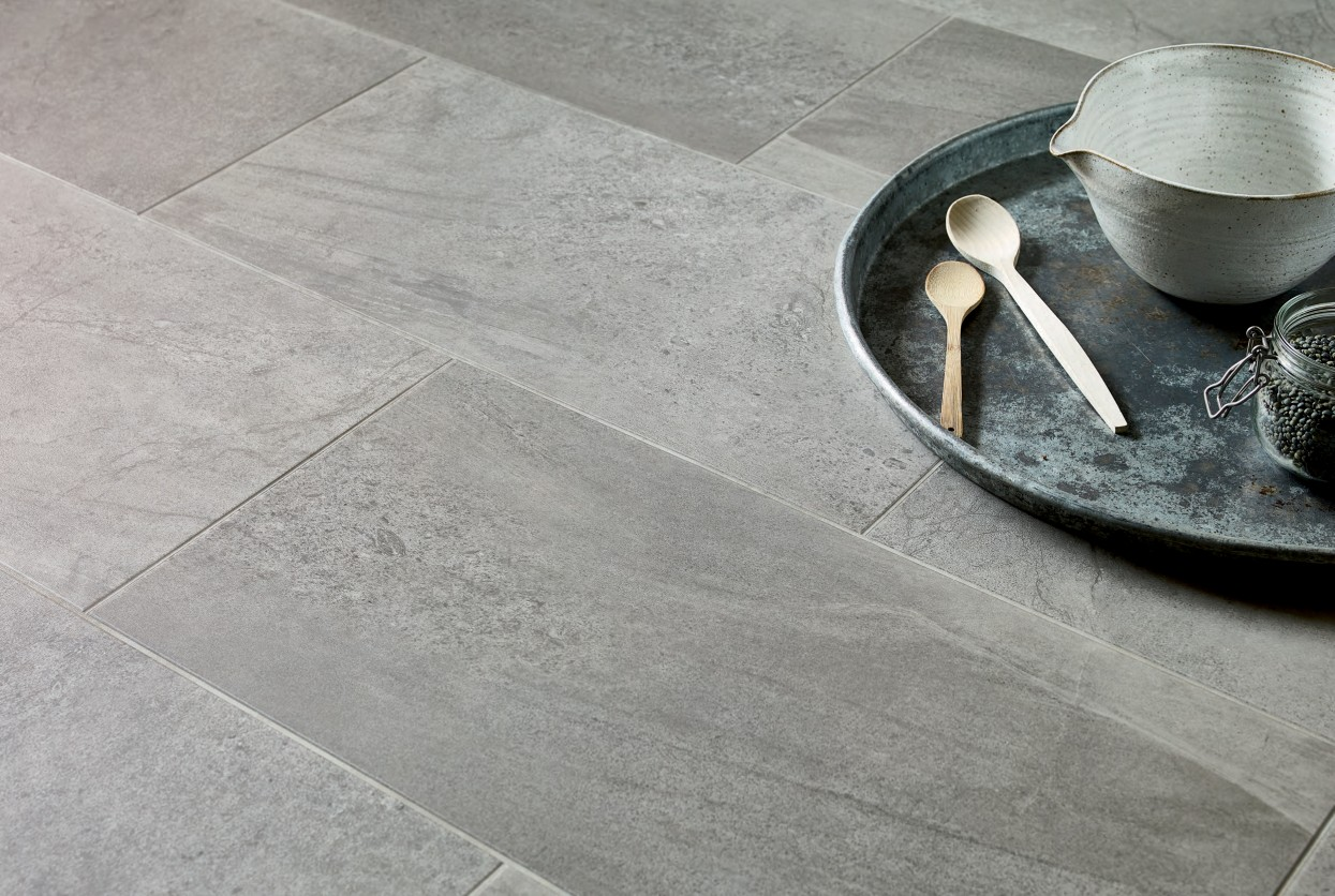 Amtico Form Mineral commercial luxury vinyl tiles stone flooring design web
