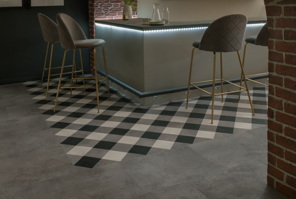Laying patterns designers choice check commercial and residential luxury vinyl tiles flooring design inspiration web