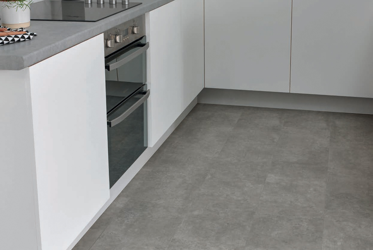 Amtico First Gallery Concrete Bonded Stone commercial and residential lvt wood flooring web